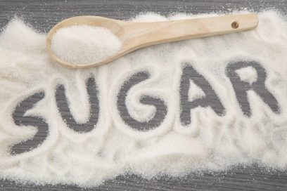 What is the effect of sugar on the brain and body?