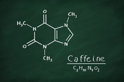 How does caffeine work? It's all down to brain chemistry!