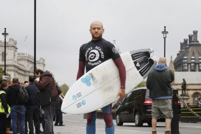 Connecting People Back to the Planet: How to Live More Considerately with Surfers Against Sewage's CEO Hugo Tagholm
