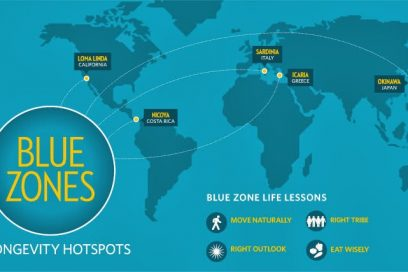 Things That People in the Blue Zones Do to Live to 100 and Beyond