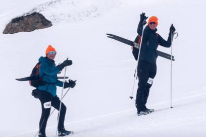 Taking Part in the World's Toughest Ski Race: The Arctic Circle Race