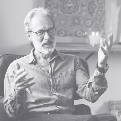 Anthony Thompson, a meditator from a company called MindMojo