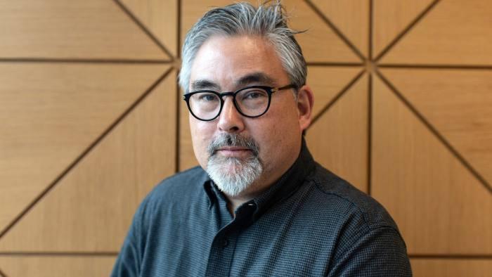 Author Alex Soojung-Kim Pang