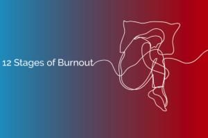 Burnout Prevention resources 12 Stages of Burnout
