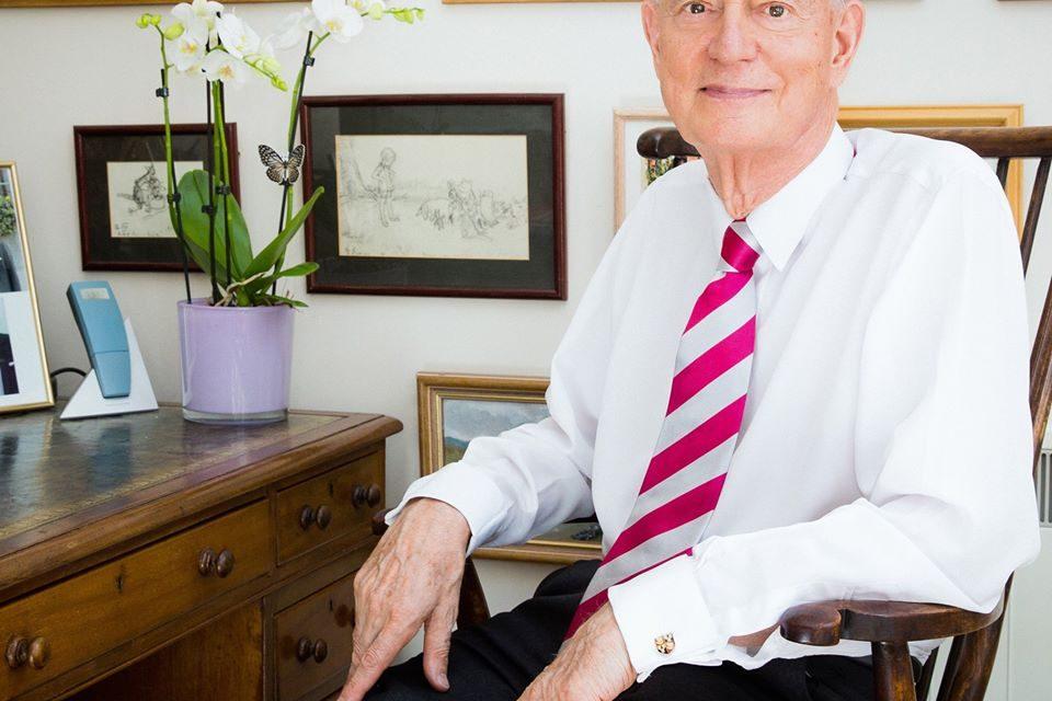 Addiction Specialist Dr Robert Lefever