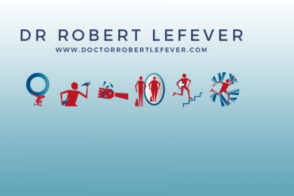 Dr Robert Lefever, addiction specialist and author
